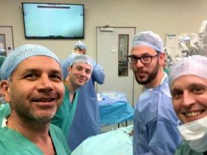 Robotik cerrahide Türkiye'nin adını dünyaya duyurdu
