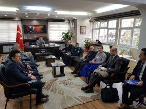 Niksar'da Emniyet Koordinasyon ve Danışma Toplantısı