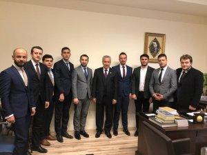 AK Parti Manisa İl Gençlik Kollarından Ankara çıkarması