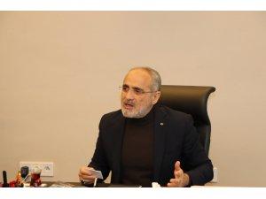Cumhurbaşkanı Başdanışmanı Topçu'dan Karabağ açıklaması