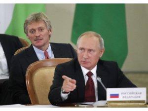 """Kremlin Sözcüsü Peskov: """"Putin nakit para kullanmıyor"""""""