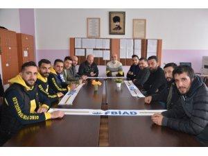 Fenerbahçeli iş adamlarından öğrencilere yardım desteği