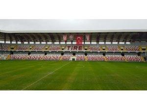İngiltere-Moldova U16 Milli maçına yağmur engeli
