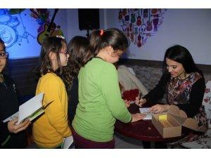 Kardelen Koleji öğrencileri yazarlarla buluşuyor