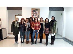 Devrek MYO öğrencileri İspanya'ya gittiler