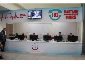 Karaman Devlet Hastanesinde yenileme çalışması