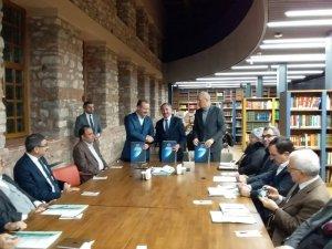 """AİÇÜ """"2019 Prof. Dr. Fuat Sezgin Yılı"""" etkinlikleri kapsamında protokol imzaladı"""