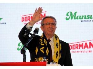 CHP Ankara Büyükşehir Belediye Başkan adayı Yavaş, projelerini açıkladı