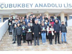 """Elazığ'da """"Bir Bilenle Bilge Nesil Projesi"""""""