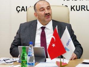 Türkiye İş Kurumu Genel Müdürü Cafer Uzunkaya;