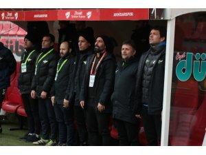 Ziraat Türkiye Kupası: İstikbal Mobilya Kayserispor: 0 - Akhisarspor: 2 (İlk yarı)
