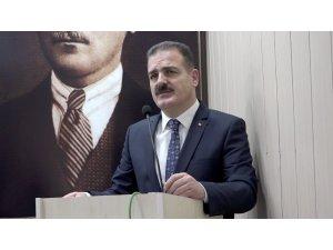 """Vali Akbıyık: """"Bir yılda 1 ton 300 kilo uyuşturucu ele geçirildi"""""""