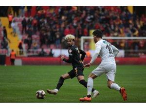 Ziraat Türkiye Kupası: Kayserispor: 1 - Akhisarspor: 2