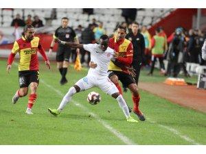 Ziraat Türkiye Kupası: Antalyaspor: 3 - Göztepe: 3