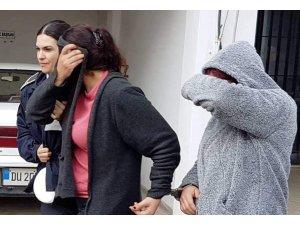 KKTC'de iki kadın arabalarına aldıkları adamı soydu