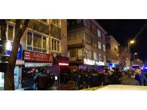 Başkent'te kuyumcu cinayeti