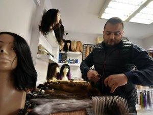 'Türk tipi saç'ın kilosu 10 bin TL'