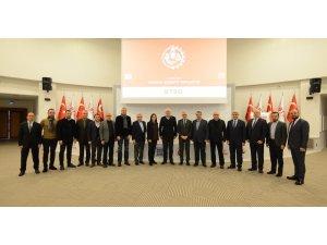 BTSO Mobilya Sektör Konseyi ilk toplantısını yaptı