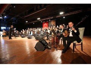 Mustafa Sağyaşar'dan müzik ziyafeti