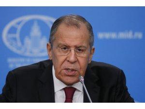 """Rusya Dışişleri Bakanı Lavrov : """"Fırat'ın doğusundaki gelişmeler, Erdoğan ile Putin arasındaki görüşmede değerlendirilecek"""""""