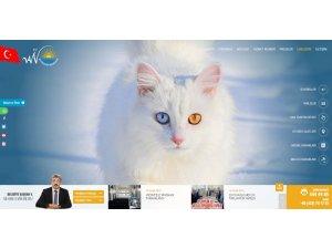 Van Büyükşehir Belediyesinin internet sitesi yenilendi