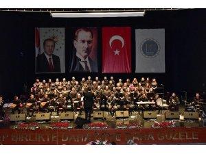 Bilecik'te Türk Halk Müziği Konseri