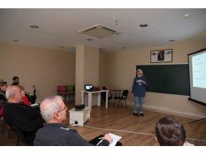 Konyaaltı'nda ücretsiz 'İngilizce' eğitimi
