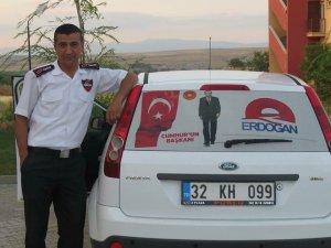 Seçim kampanyasında kumbarasındaki tüm parayı yatırdığı Erdoğan'la buluşunca gözyaşlarını tutamadı