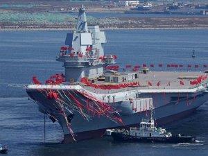 ''Dünyanın en gelişmiş silah sistemlerinden bazısı Çin'in elinde''