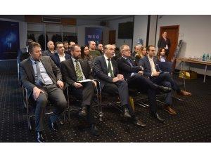 Bursalı iş adamları Almanya'dan önemli bağlantılarla döndü