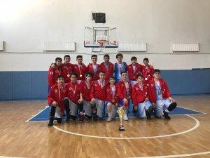 Atatürk Üniversitesi Vakıf Okulları şampiyonluğu göğüsledi