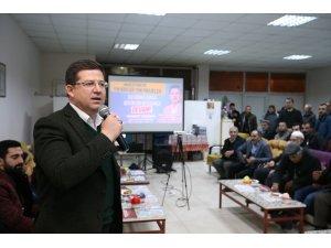 """Başkan Subaşıoğlu: """"Denizli'yi memleketi olarak gören herkes bizim hemşehrimizdir"""""""