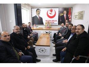 Başkan Çolakbayrakdar'dan birlik ve beraberlik mesaisi