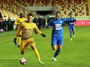 Ziraat Türkiye Kupası: E. Yeni MAlatyaspor: 3 - Bodrum Belediyesi Bodrumspor: 2 (Maç sonucu)