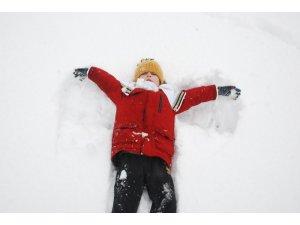 Tokat'ta eğitime kar tatili