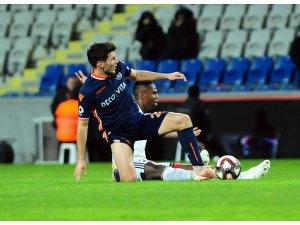 Ziraat Türkiye Kupası: Medipol Başakşehir: 1 - Hatayspor: 0 (Maç sonucu)