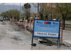 Türkiye'nin temiz şebeke suyu kullanan şehirlerinden biri Erzincan