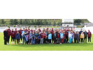 Trabzonspor, Başakşehir maçı hazırlıklarını sürdürüyor