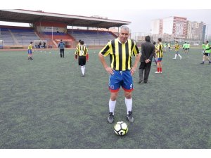70 yaşında Kızıltepe'ye transfer oldu