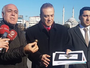 Muhterem Nur'a suç duyurusu