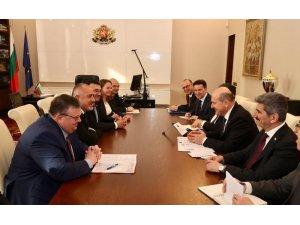 İçişleri Bakanı Soylu'nun Bulgaristan temasları