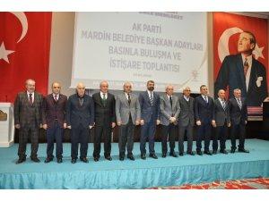 """Kahraman: """"99 projeyle Mardin'e katkı sunacağız"""""""