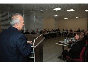 Toplumsal Cinsiyet Çalışmaları Eğitici Eğitimi, Atatürk Üniversitesinde başladı