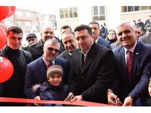 Dünya Ahıska Türkleri Birliği bürosu açıldı