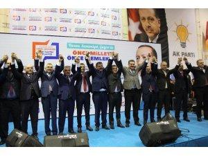 AK Parti Amasya'da adaylarını tanıttı