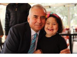 Başkan Zolan özel çocuklarla buluştu