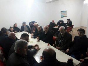 Başkan Alemdar'dan Balkan Camii Derneği'ne ziyaret
