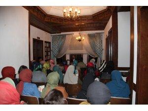 Ocak ayı Kültür Sanat Etkinlikleri sürüyor