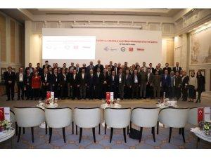 Başkan Pistil, Karayolu Ulaştırma Koordinasyon Toplantısı'na katıldı