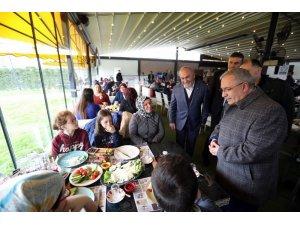 Yetim çocuklar ve aileleri ile buluşan Milletvekili Sofuoğlu: